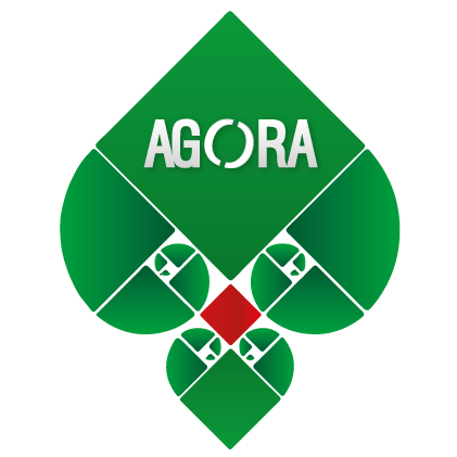 ASSOCIATION AGORA : LE LOGO APPROPRIÉ